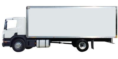 Camions cube plus de 4500KG